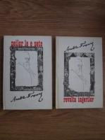 Anticariat: Anatole France - Revolta ingerilor. Zeilor le e sete. (2 volume)
