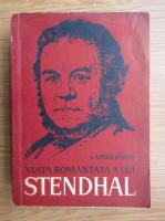 Anticariat: Anatoli Vinogradov - Viata romantata a lui Stendhal