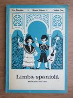 Anca Cherebetiu - Limba spaniola, manual pentru clasa a III-a