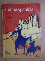 Anca Cherebetiu - Limba spaniola, manual pentru clasa a V-a, anul I de studiu