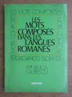 Anca Giurescu - Les mots composes dans le langues romanes