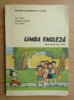 Anca Iliescu, Anca Ionici - Limba engleza. Manual pentru clasa a III-a