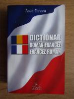Anticariat: Anca Mircea - Dictionar roman-francez, francez-roman