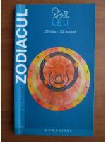 Anticariat: Andre Barbault - Zodiacul. Leul 23 iulie - 22 august