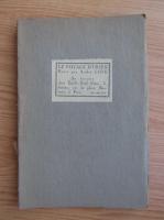 Andre Gide - Le voyage d'Urien (1919)