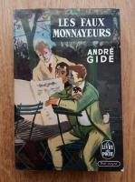 Anticariat: Andre Gide - Les faux monnayeurs