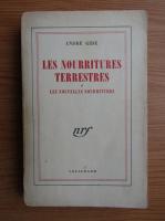 Andre Gide - Les nourritures terrestres (1942)