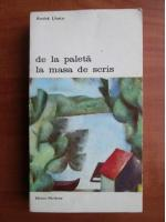 Anticariat: Andre Lhote - De la paleta la masa de scris