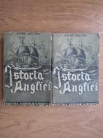 Andre Maurois - Istoria Angliei (2 volume, 1940)