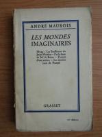 Anticariat: Andre Maurois - Les mondes imaginaires (1929)