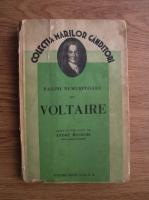 Andre Maurois - Pagini nemuritoare din Voltaire