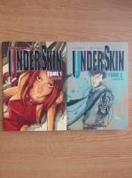 Anticariat: Andrea Iovinelli - Underskin (2 volume)
