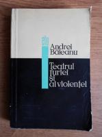 Anticariat: Andrei Baleanu - Teatrul furiei si al violentei
