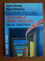 Anticariat: Andrei Bantas - Capcanele limbii engleze