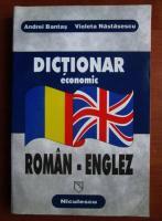 Andrei Bantas - Dictionar economic roman-englez