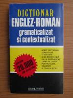 Anticariat: Andrei Bantas - Dictionar englez-roman. Gramaticalizat si contextualizat