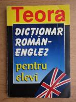 Anticariat: Andrei Bantas - Dictionar roman-englez pentru elevi