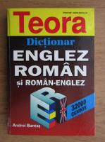 Andrei Bantas - Dictionar roman-englez si englez-roman