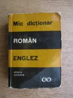 Andrei Bantas - Mic dictionar roman-englez