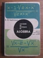 Anticariat: Andrei Ioachimescu - Culegere de probleme de algebra