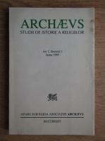 Andrei Timotin - Archaevs. Studii de istorie a religiilor