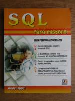 Andy Oppel - SQL fara mistere