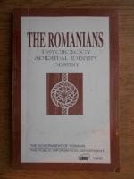 Anticariat: Angela Botez - The Romanians. Psychology. Spiritual Identity. Destiny