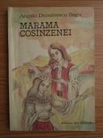 Anticariat: Angela Dumitrescu Begu - Marama Cosanzenei