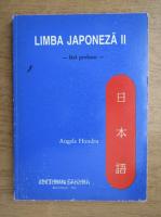 Anticariat: Angela Hondru - Limba japoneza (volumul 2)