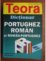 Angela Mocanu, Pavel Mocanu - Dictionar Portughez-Roman si Roman-Portughez (48000 cuvinte)