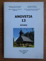 Anticariat: Angvstia, volumul 13. Istorie