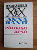 comperta: Anna Banti - Camasa arsa