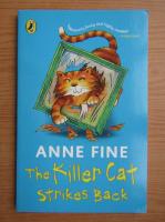 Anticariat: Anne Fine - The killer cat strikes back