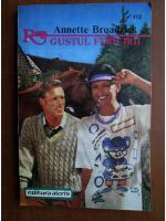 Annette Broadrick - Gustul fericirii