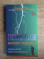 Anticariat: Anthony Horowitz - Stormbreaker