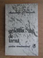 Anticariat: Antoaneta C. Iordache - Gradina de iarna