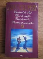 Anticariat: Antoine de Saint-Exupery - Curierul de Sud. Zbor de noapte. Pilot de razboi. Pamant al oamenilor