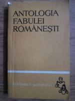 Antologia fabulei romanesti