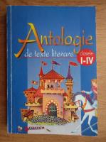 Anticariat: Antologie de texte literare