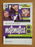 Anton Negrila, Maria Negrila - Matematica. Algebra, geometrie