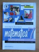 Anton Negrila - Matematica. Algebra, geometrie. Clasa a VII-a (partea a 2-a)