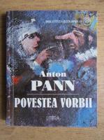 Anton Pann - Povestea vorbii