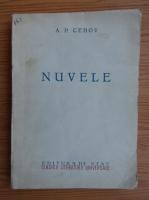 Anton Pavlovici Cehov - Nuvele (1949)
