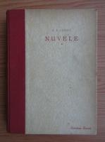 Anton Pavlovici Cehov - Nuvele (volumul 1)