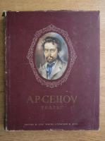 Anton Pavlovici Cehov - Teatru