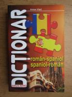 Anticariat: Anton Vlad - Dictionar roman-spaniol, spaniol-roman