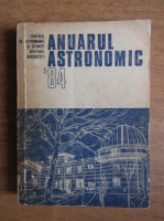 Anticariat: Anuarul astronomic 1984