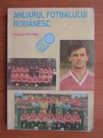 Anticariat: Anuarul fotbalului romanesc (volumul 6)