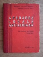 Apararea locala antiaeriana