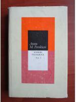 Anticariat: Aram M. Frenkian - Scrieri filosofice (volumul 1)